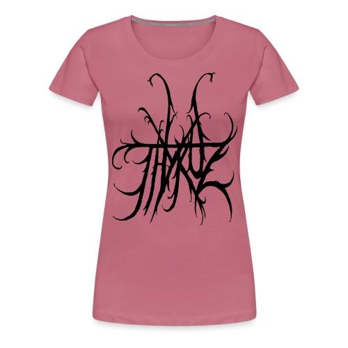 thyruzlogogammel - Women's Premium T-Shirt