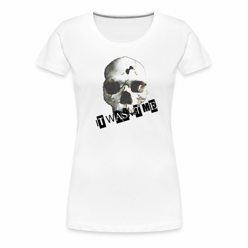 jr murder free2 png - Dame premium T-shirt