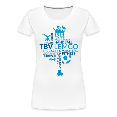 TBV Lemgo - Frauen Premium T-Shirt