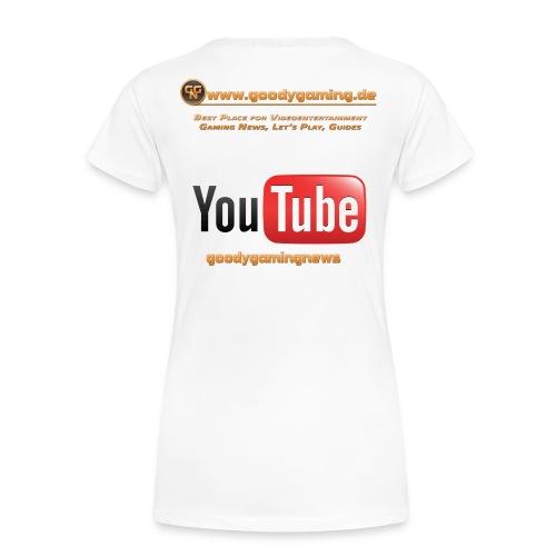 Goodygaming - Frauen Premium T-Shirt