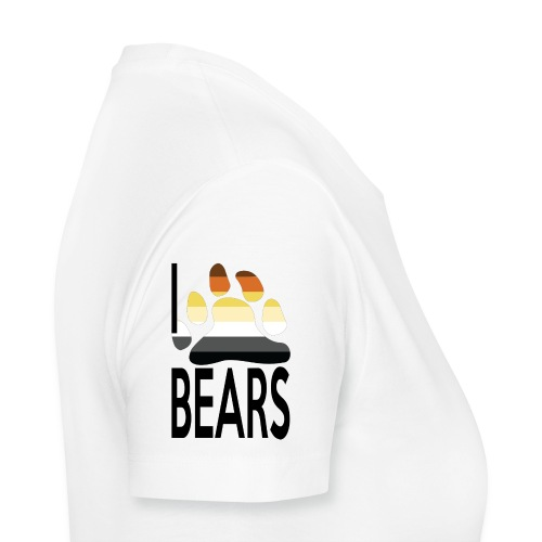 I love bears - T-shirt Premium Femme