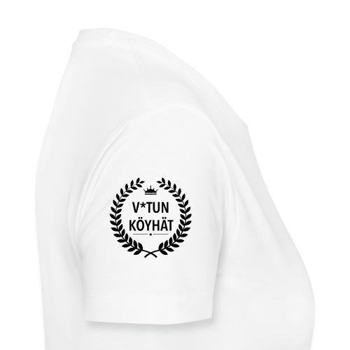 vitun köyhät - Naisten premium t-paita