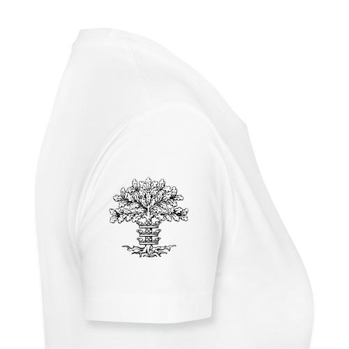 Trädet - Premium-T-shirt dam