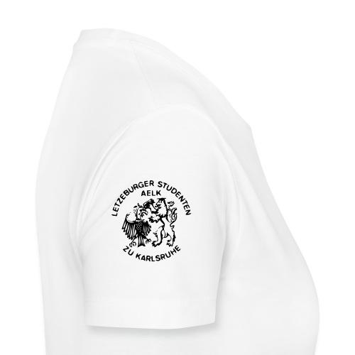 AELK Logo mat Schreft - Frauen Premium T-Shirt