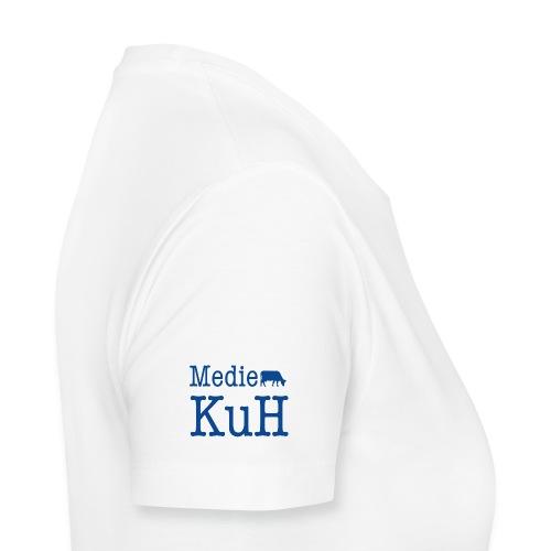 KuH-Beutel Hipster inside - Frauen Premium T-Shirt