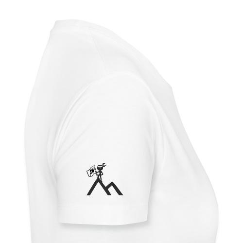 Mountain Anxiety Warrior - Women's Premium T-Shirt