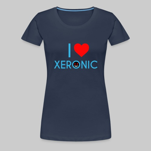 I Love Xeronic | for men - Women's Premium T-Shirt