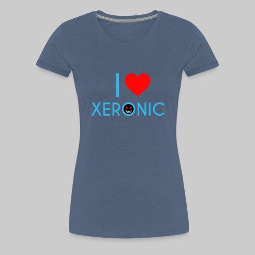 I Love Xeronic | for men - Women's Premium T-Shirt