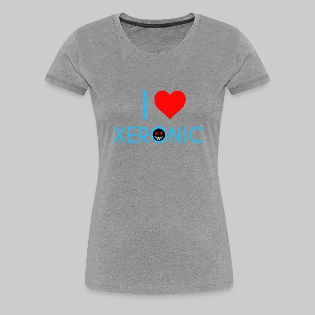 I Love Xeronic | for men