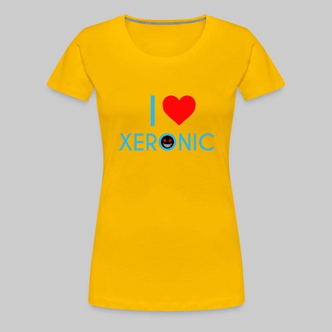 I Love Xeronic | for men