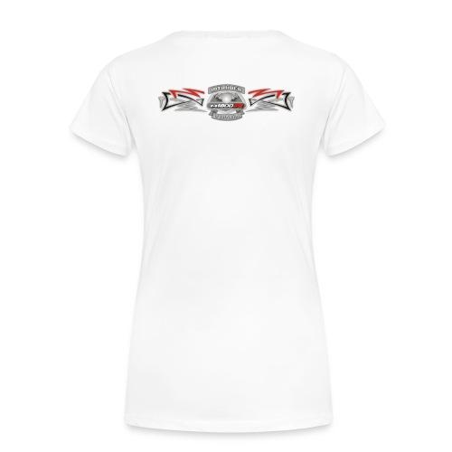 m1800r - Camiseta premium mujer