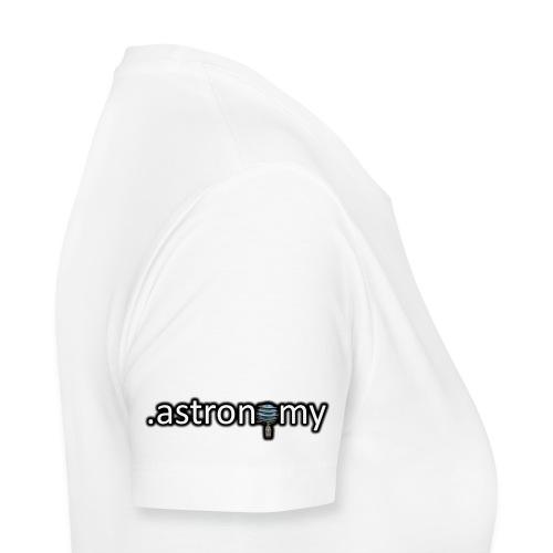 Astronomy Logo - Women's Premium T-Shirt