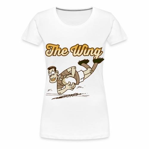 Wing_Marplo_mug - Maglietta Premium da donna