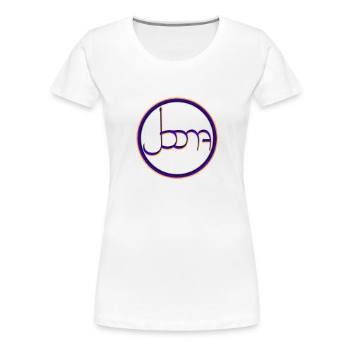joona logo - Frauen Premium T-Shirt