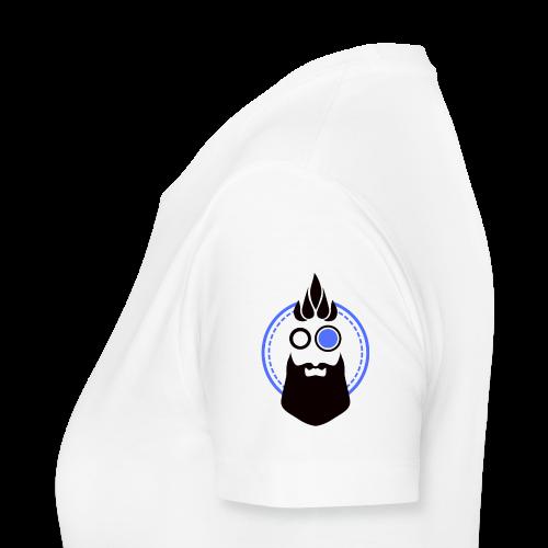 Parrattomat Paapat Logo - Naisten premium t-paita