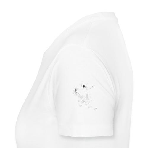 Miro Zeichnung - Frauen Premium T-Shirt