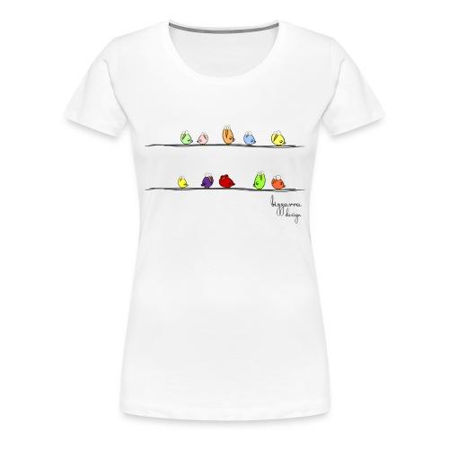 bizzarradesigng - Maglietta Premium da donna