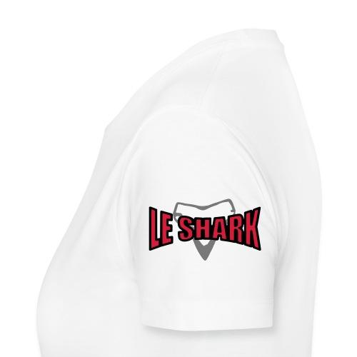 logo le shark - T-shirt Premium Femme
