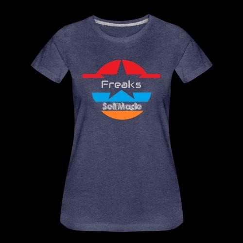 Modern Color - Frauen Premium T-Shirt
