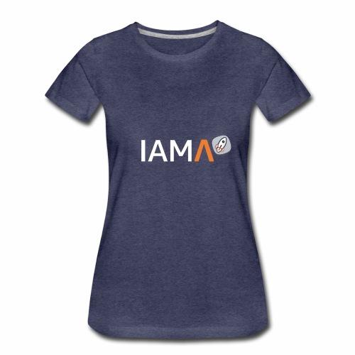 IAMΛ - T-shirt Premium Femme