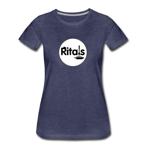 Logo Ritals - Maglietta Premium da donna