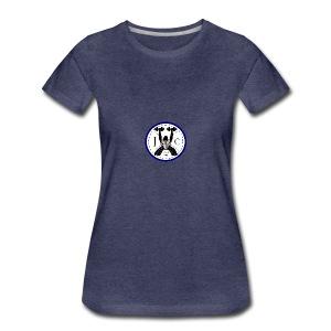 T-Shirt Basique Col V - JC - T-shirt Premium Femme