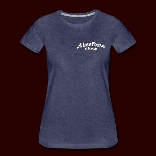 Crew white - Women's Premium T-Shirt
