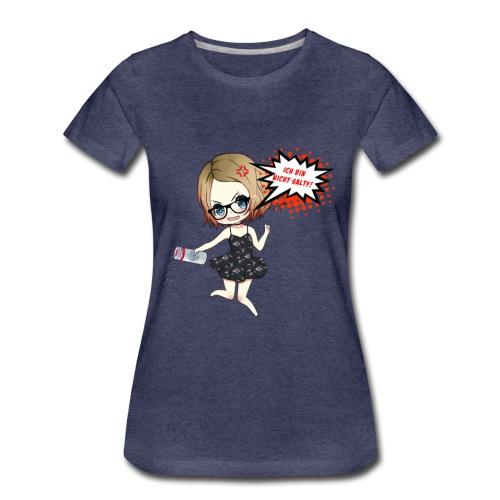 LuuvaSalt - Frauen Premium T-Shirt