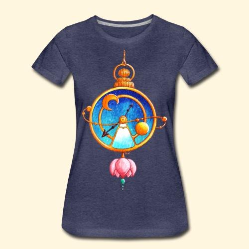 Montre Magique - T-shirt Premium Femme