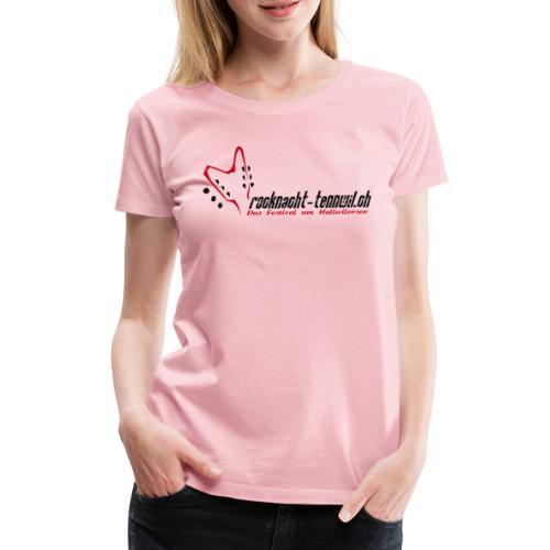 Rocknacht Original Logo - Frauen Premium T-Shirt