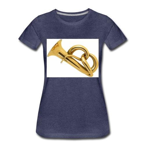 brezophon allein - Frauen Premium T-Shirt