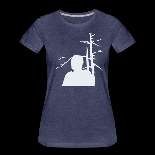 Sotilas - Naisten premium t-paita