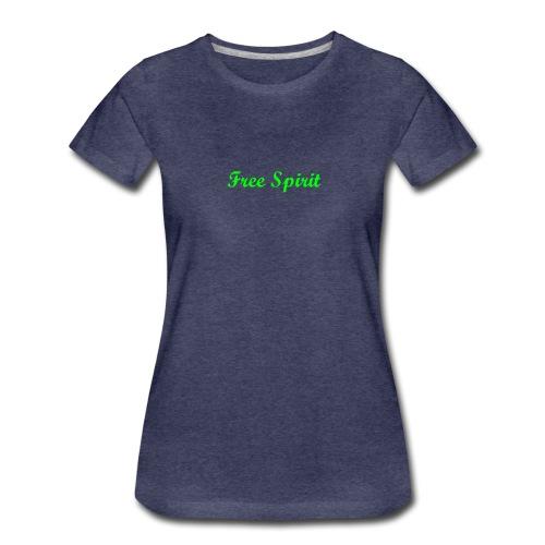 Free Spirit - Women's Premium T-Shirt