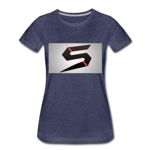 Slanky Stuff - Women's Premium T-Shirt