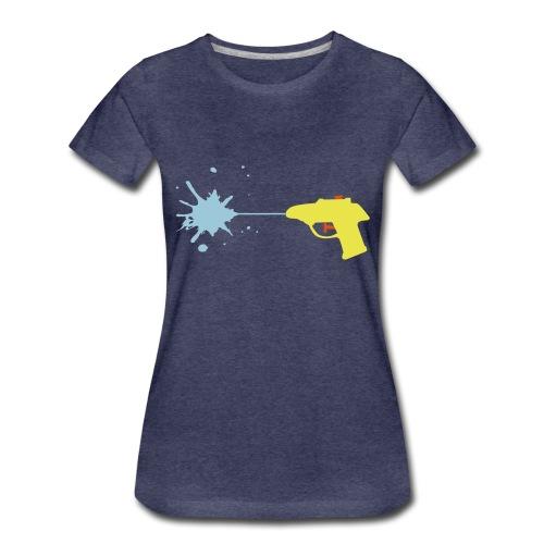 watergun-01 - Women's Premium T-Shirt