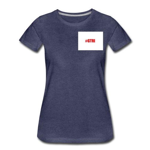 shirt and logo - Women's Premium T-Shirt