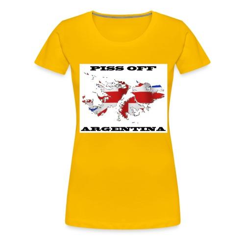 pargentina2 - Women's Premium T-Shirt