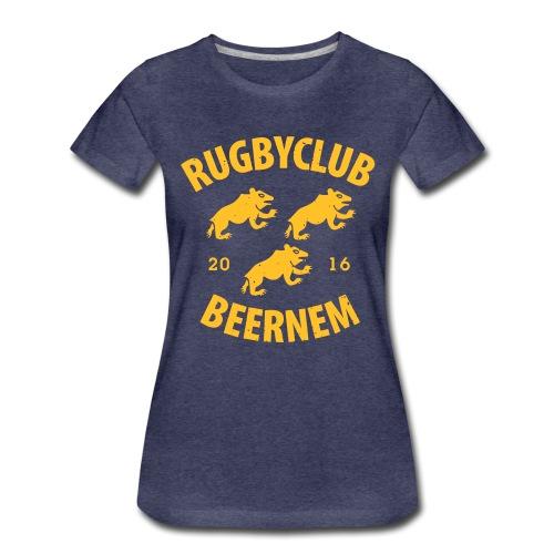 vintage RC Beernem logo - Vrouwen Premium T-shirt