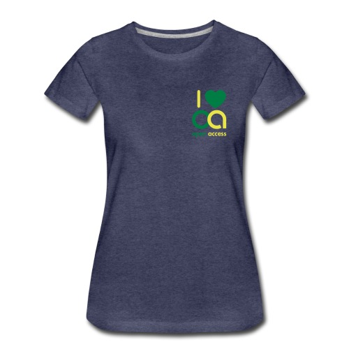 i love oa - Frauen Premium T-Shirt