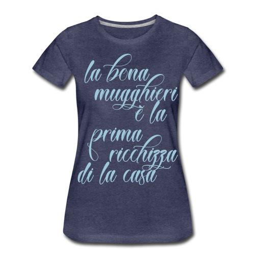 P15 - Maglietta Premium da donna