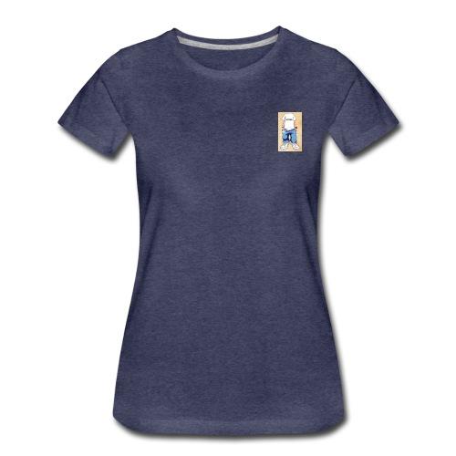 测试 jpg - Women's Premium T-Shirt