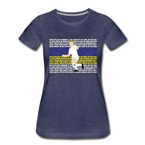 LBB FINAL 2 png - Women's Premium T-Shirt