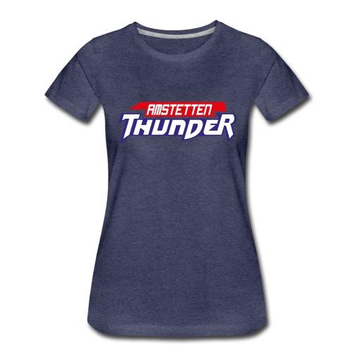 Amstetten Thunder - Frauen Premium T-Shirt
