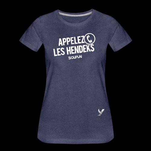 1493071336 logoyepcosansfond png - T-shirt Premium Femme
