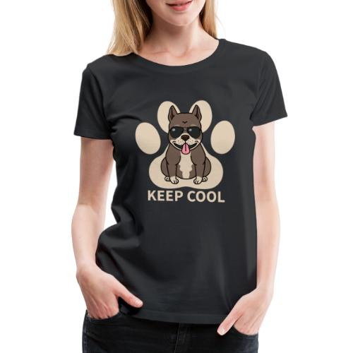 keep cool - Frauen Premium T-Shirt