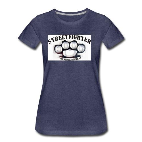 Schlagring - Frauen Premium T-Shirt