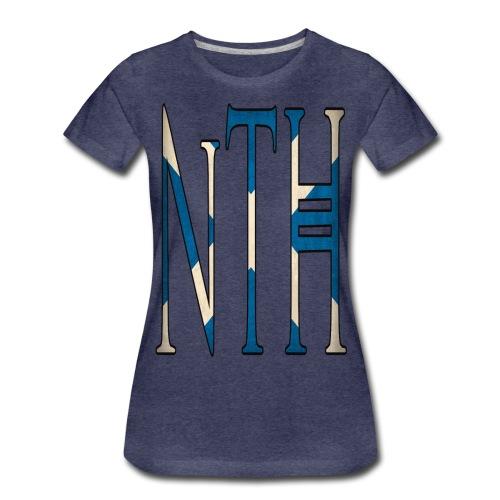Nth3 - Women's Premium T-Shirt