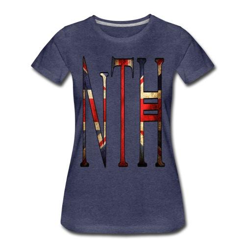 Nth1 - Women's Premium T-Shirt