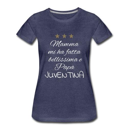 Juventina-bianca - Maglietta Premium da donna
