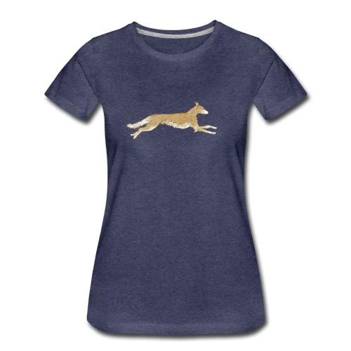 Silken Windsprite - Frauen Premium T-Shirt